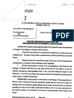 2-12-2004 Request Eve Hrg Obj. Cm Ex Parte Order