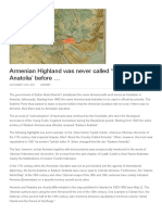 Armenian Highland was never called _eastern Anatolia' before ...pdf