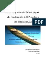 Diseño y cálculo de un kayak de madera de 5.387 metros de eslora (LOA).pdf