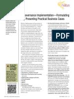 13v1 IT Governance Implementation
