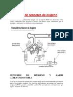 Curso de Sensores de Oxigeno
