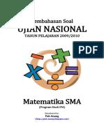 Pembahasan Soal UN Matematika SMA Program Studi IPA 2010.pdf