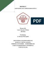 Referat CRANIOPHARYNGIOMA  dan ASPEK RADIOLOGINYA- Laura.docx