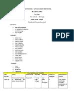 Capacitaciones y Actualizacion Profesional