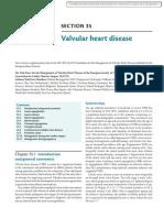 valvular heart disease  esc