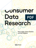 Consumer Data Research