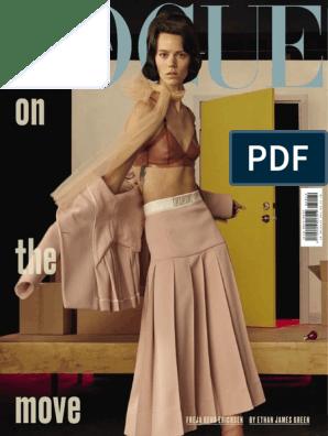 Vogueitalia Moda Bellezza 2018Fashion n819novembre E OuPXZikT