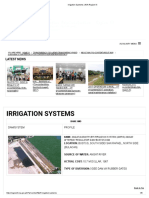 Irrigation Systems _ NIA-Region III