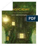 Lev Grossman - 1 - Magicienii .PDF
