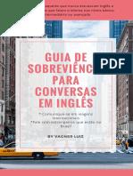 guia de sobrevivência para conversas em ingles