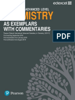 As Exemplars With Commentaries