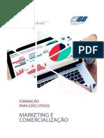 Folheto Marketing