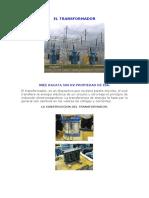 Sistemas de Refrigeracion en Transformadores