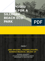Silliman Beach Proposal