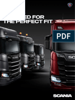 Truckeast the New Generation Scania