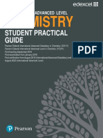 Chemistry Student Practical Guide