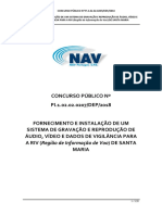 Gravadores RIV SMA - Concurso Publico