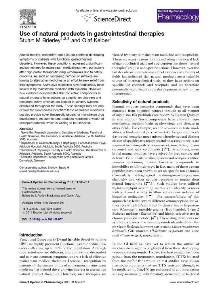 SUPPL READING pdf | Irritable Bowel Syndrome | Wellness