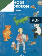 Manu MAUGAIN - Méthode d'Accordéon Débutant