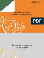 Formação Sobre Higiene e Segurança Alimentar