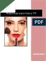 Maquillaje en TV