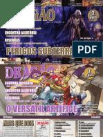 Dragão Brasil 134 (Especial - Monitor)