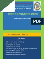Módulo 01 EL PROBLEMA DE DRENAJE ERR UNP.pptx