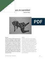 2007_Arana_El concepto de Teatralidad.pdf