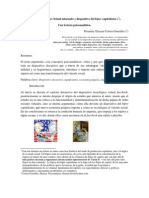 Facebook Redes sociales virtuales Lectura desde el Psicoanálisis E. Correa. Jun 2010