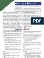 lirismo_caracteristicas