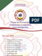 Planes de Prevención, Preparación y Respuesta Ante Emergencias