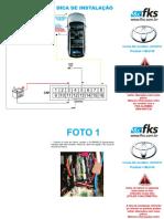Programação Telecomando Corolla 2010