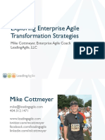 Agile Transformation Strategies 1