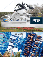 Dia 2 - Seaworld - The Loop - Best Buy - Olive Garden