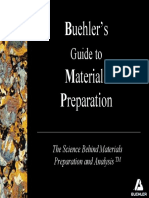 Buehler's Guide to Sample Preparation