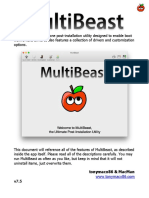 MultiBeast Features 7.5