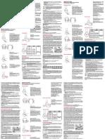 User Manual 90543-4DC P INS_0-4580-1
