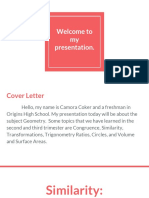 camora coker   geometry rt presentation june 2017