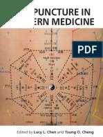 Acupuncture Modern Medicine