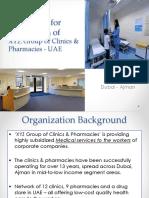 Prospectus Pharmacy Acquisition UAE