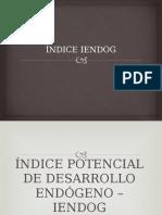 PRESENTACION IENDOG MAPAS