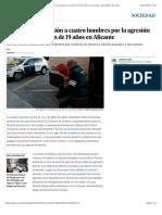 El juez envía a prisión a cuatro hombres por la agresión sexual de una joven de 19 años en Alicante   Sociedad   EL PAÍS