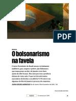 O Bolsonarismo Na Favela _ Brasil _ PÚBLICO