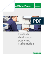 Beamex White Paper - Calibration Uncertainty FRA