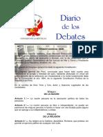 Constitucion 1839