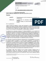 OM 100-2018-MINEDU-VMGP-DIGEDD-DITEN Precisiones Para Concluir El Proceso de Recionalizacion en El Presente Año