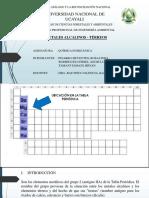 Ppt (Alcalinos Térreos)-1