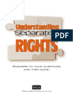 Separated Rights