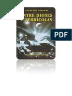 Entre dioses y terrícolas -  Saiz Cidoncha, Carlos.pdf