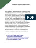 Consideraciones Sobre La Ingesta de Carnitina y Su Influencia en El Metabolismo Del Tejido Adiposo